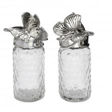 Butterfly Whimsical Salt Pepper Shakers | Arthur Court Designs | ACD103500 -2