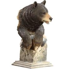 "Black Bear Sculpture ""Handful"" | Mill Creek Studios | WWD6567384575"