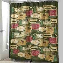 Quick Shop · Rather Be Fishing Shower Curtain U0026 Hooks Set