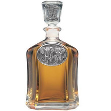 Beautiful Elephant Capitol Decanter Awesome Design