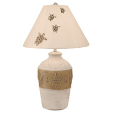 Quick Shop · Sea Turtle In Sand Table Lamp