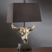 Wildlife lamps nature lighting wildlife fixtures quick shop buffalo table lamp masters of the prairies aloadofball Image collections
