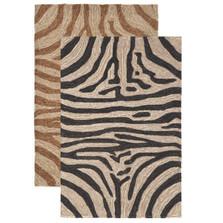 Zebra Area Rug Safari Decor Zebra Print