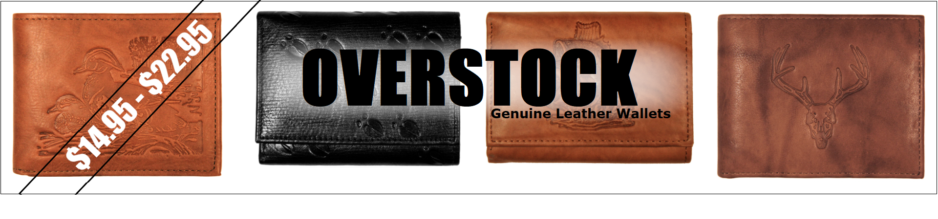 Rico Leather Wallets