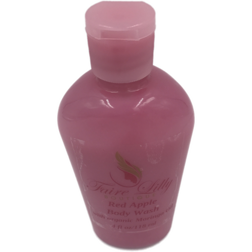 Red Apple Body Wash