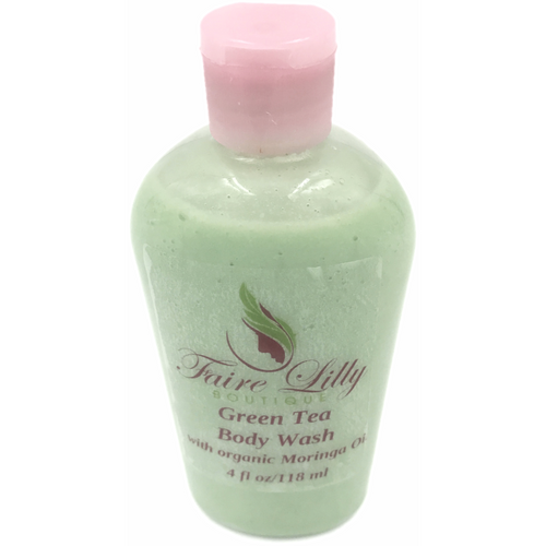 Green Tea Body Wash