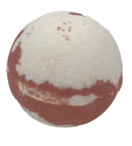 Strawberry Vanilla Bath Bomb