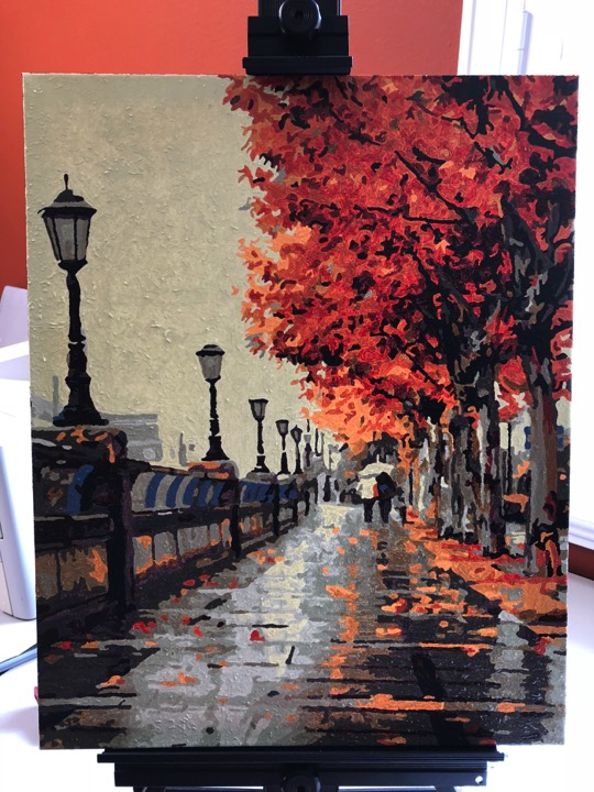 Bridge in Autumn by Rob