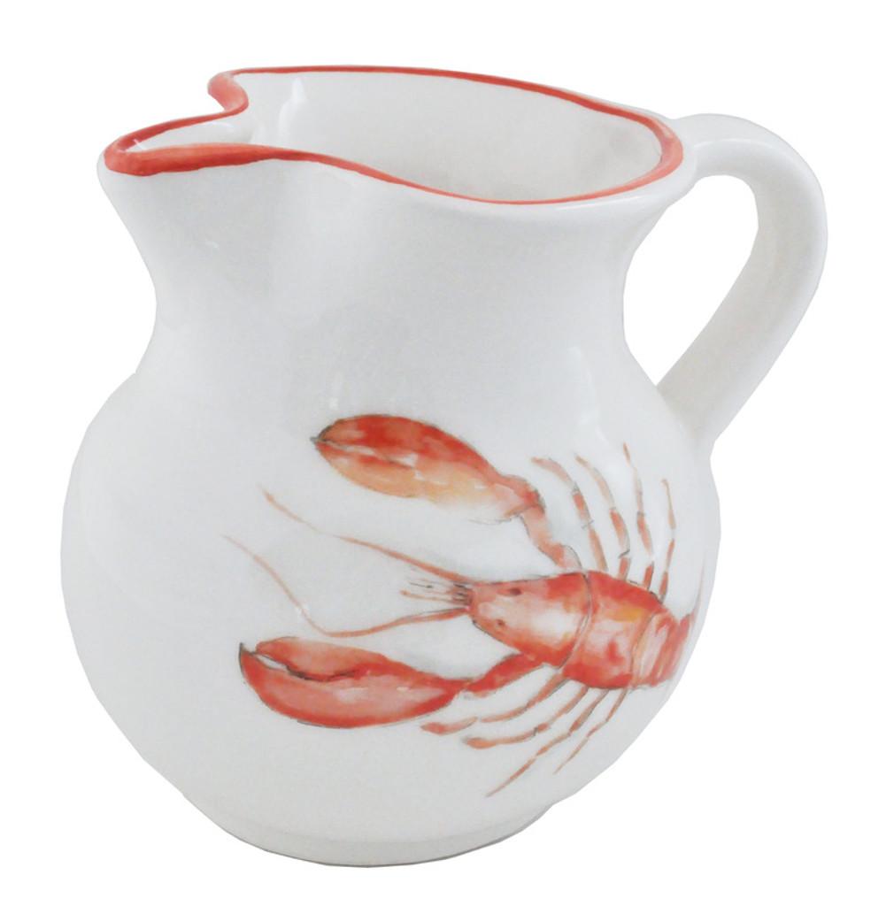 Lobster Large Pitcher