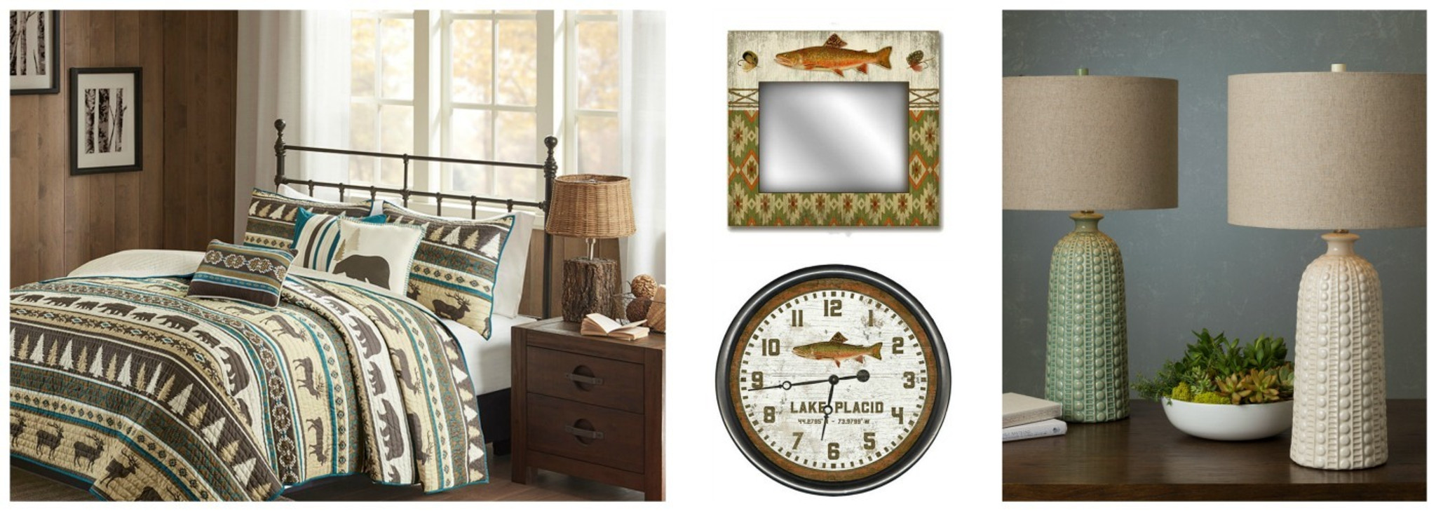 Shop Caronu0027s New Lake And Lodge Living Look! We Are Curating A Whole New Home  Decor Collection Of Lake And Mountain Cabin Styles For Our Customers That  Are ...