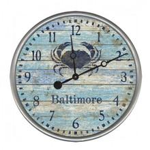 Blue Crab Clock - Custom