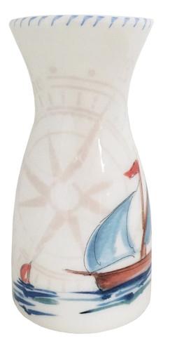 Sailboat Water or Wine Carafe  sc 1 st  Caron\u0027s Beach House & Lake Home Dinnerware and Glassware