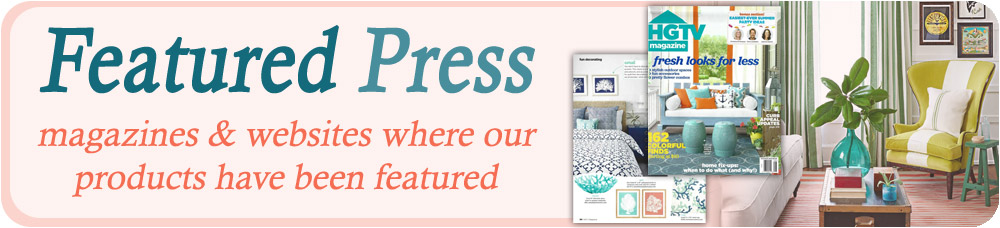 Caron's Beach House - Featured Press