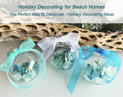 Holiday Coastal Decor Sale