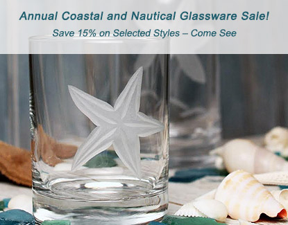 Annual Coastal and Nautical Glassware Sale