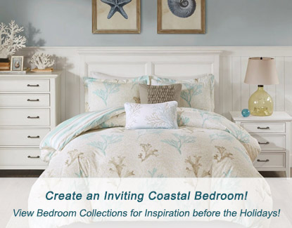 Create an Inviting Coastal Bedroom