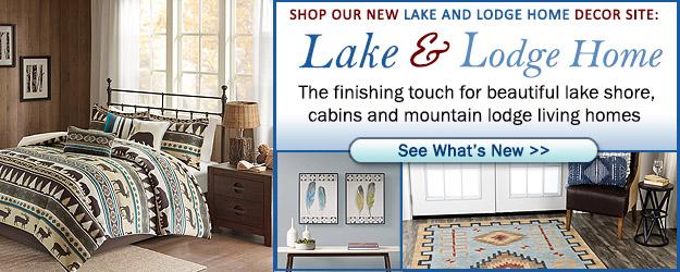 Lake and Lodge Home Decor