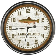 Lake Trout Clock - Custom