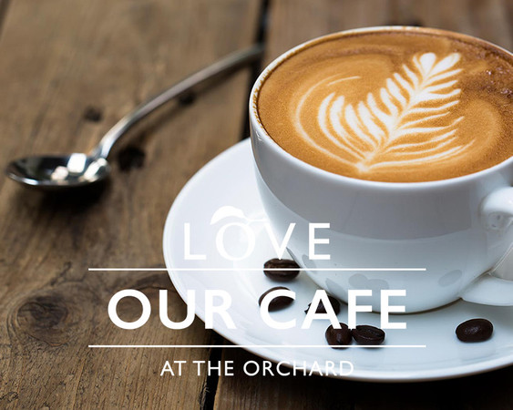 The Orchard Cafe - Summer Menu