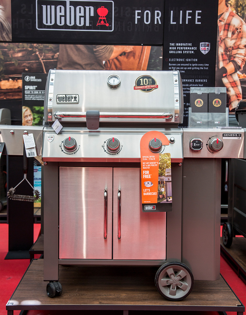 Ireland's First Weber® World Store | The Orchard
