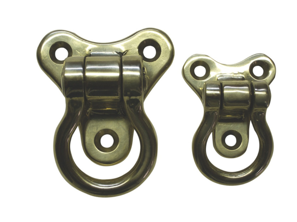 Forged Shackle Plates - High Load