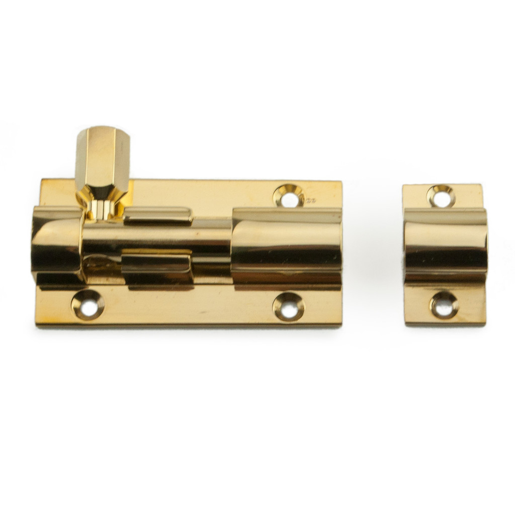 Davey & Co. Barrel Bolt door hardware