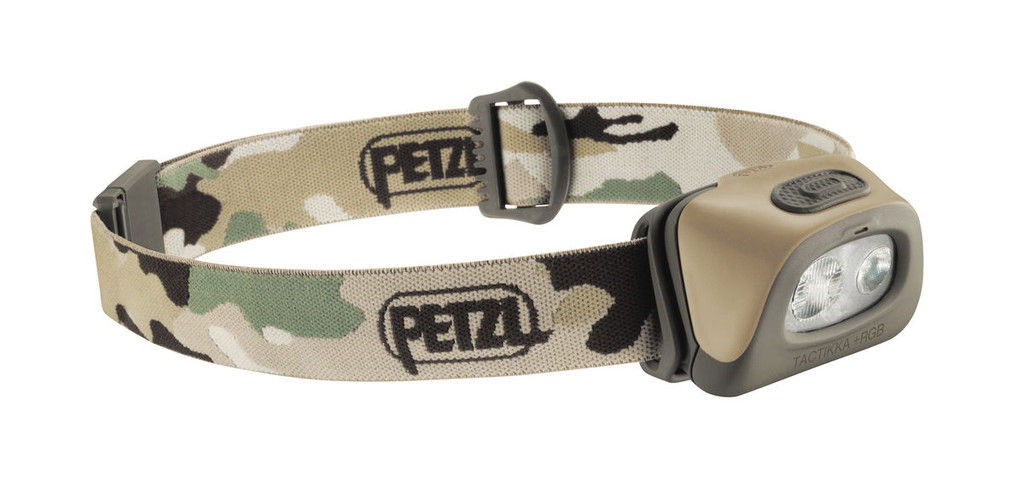 Petzl Tactikka & RGB Headlamp