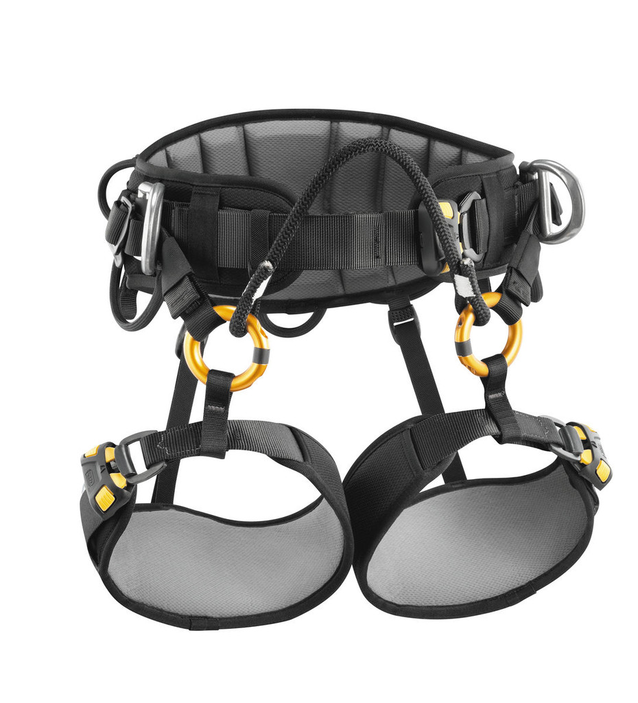 Petzl Sequoia harness - view 1