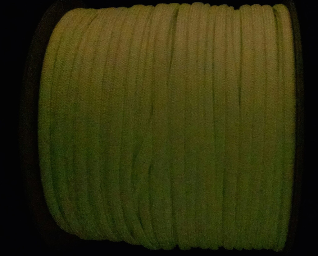 Paracord 550 - Paraglow Glow in the Dark