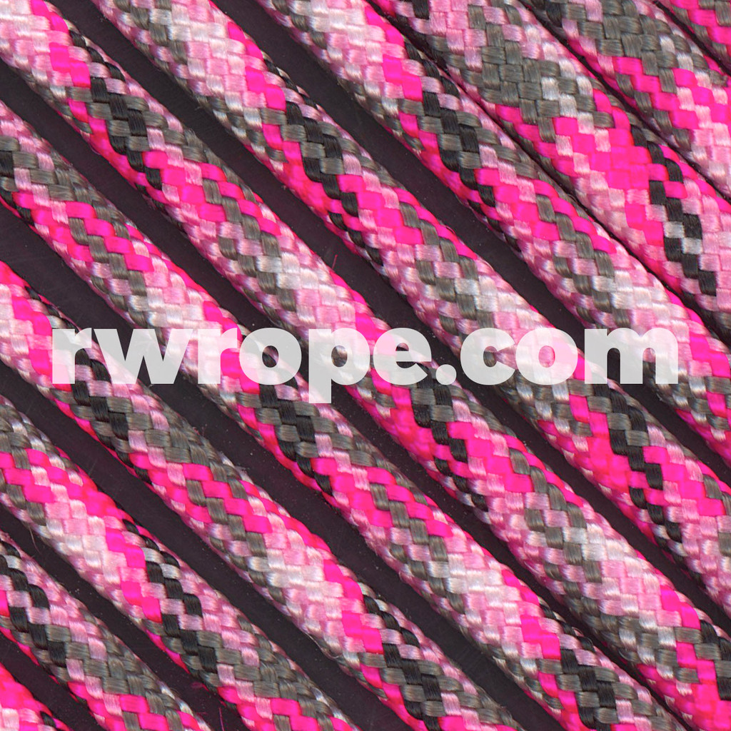 Paracord 550 in Pretty in Pink.