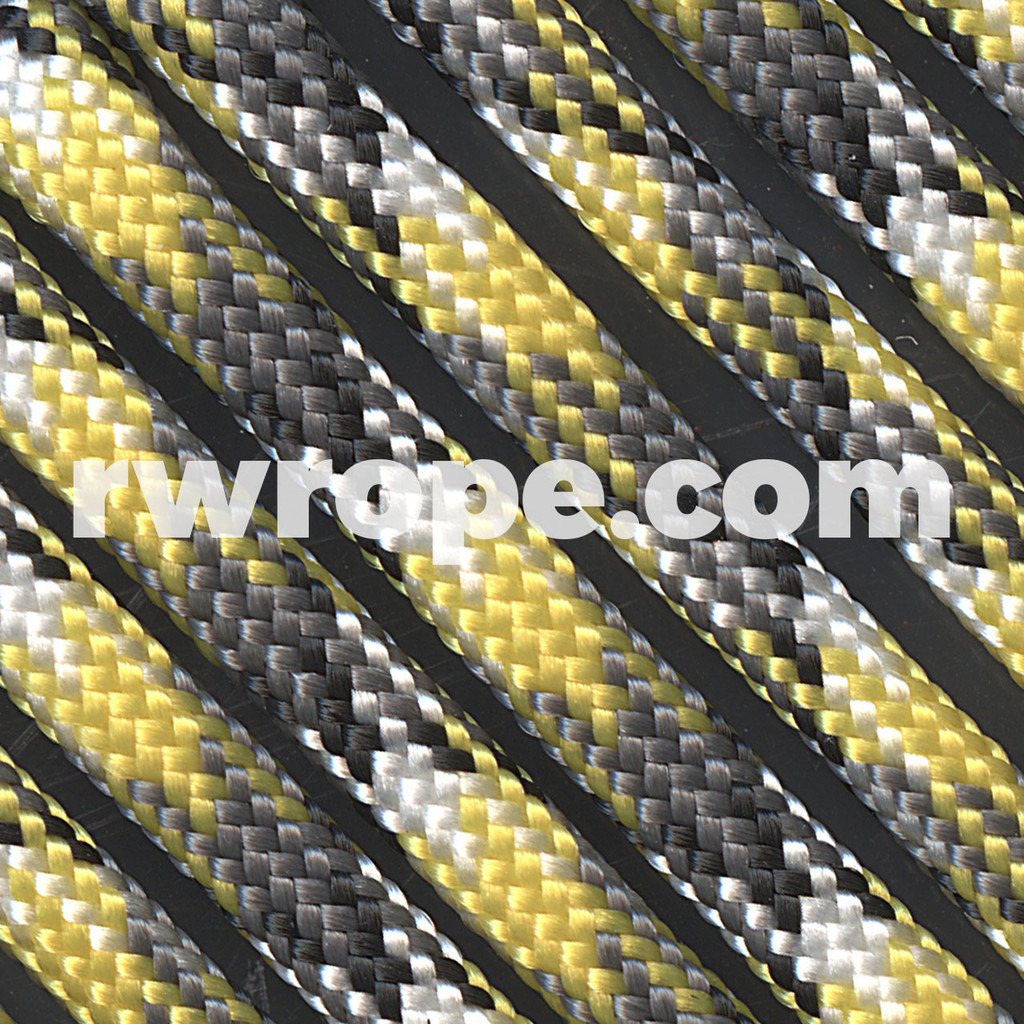 Paracord 550 in Yellow Camo