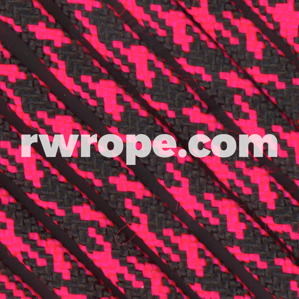 Black With Neon Pink Camo