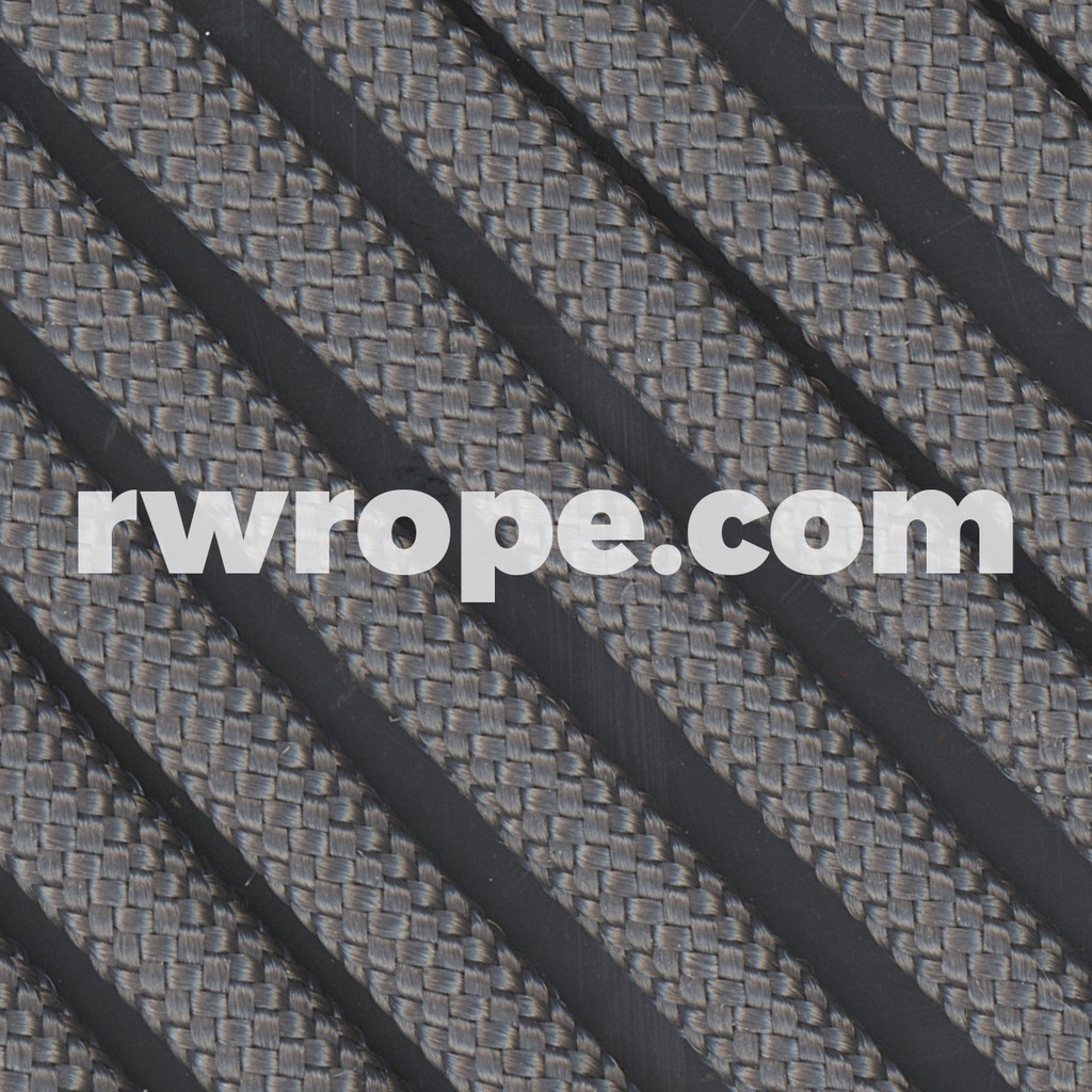 Paracord 425 in Charcoal.