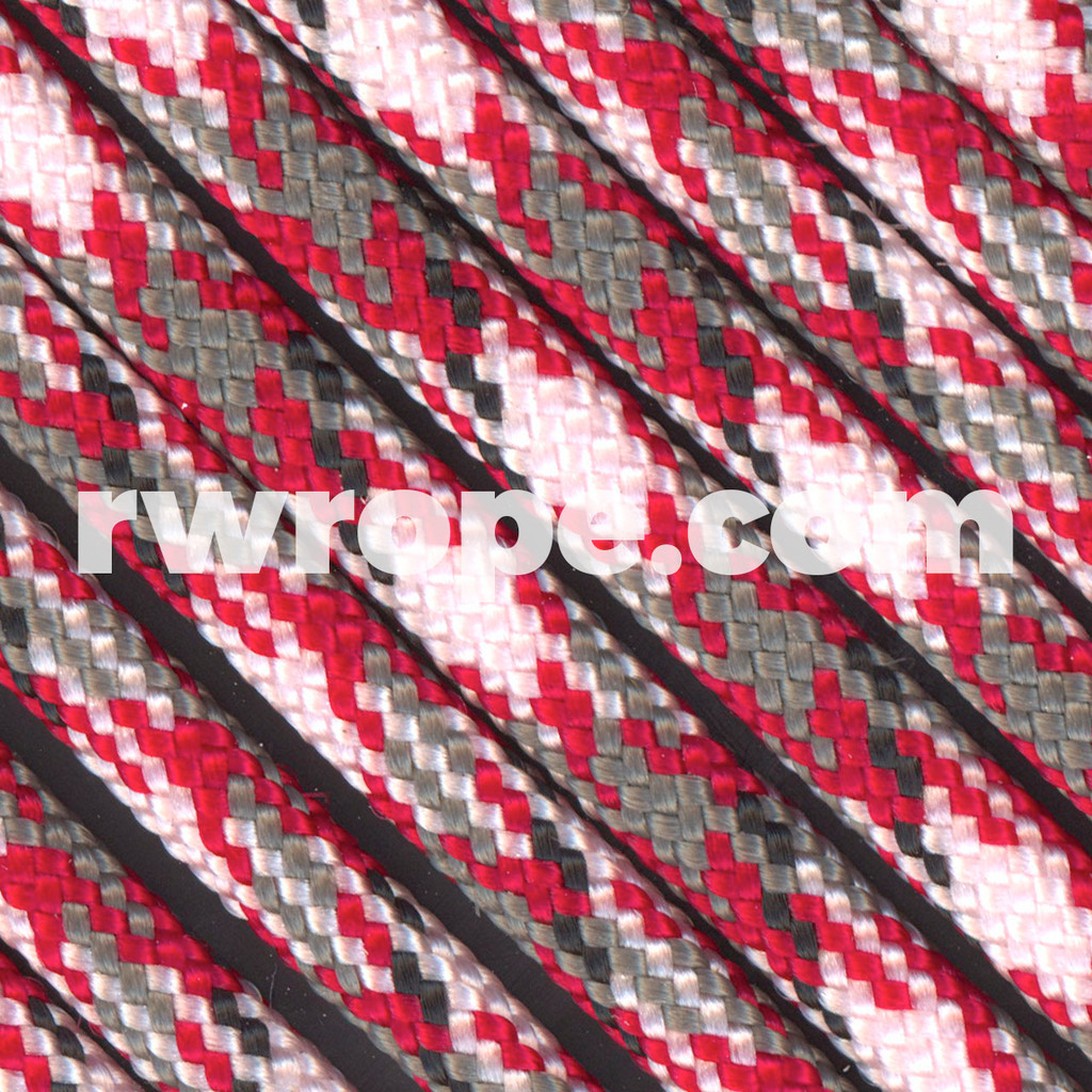 Paracord 425 in Red Camo.