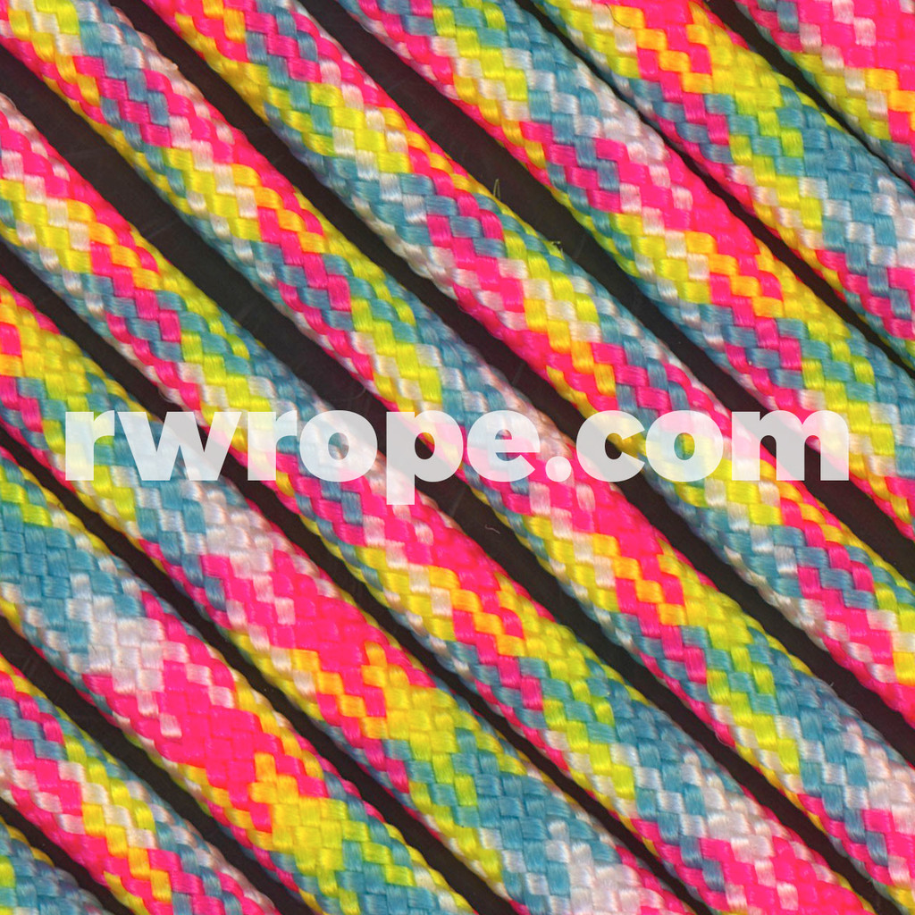 95 Paracord Type 1 in Birthday Cake color.