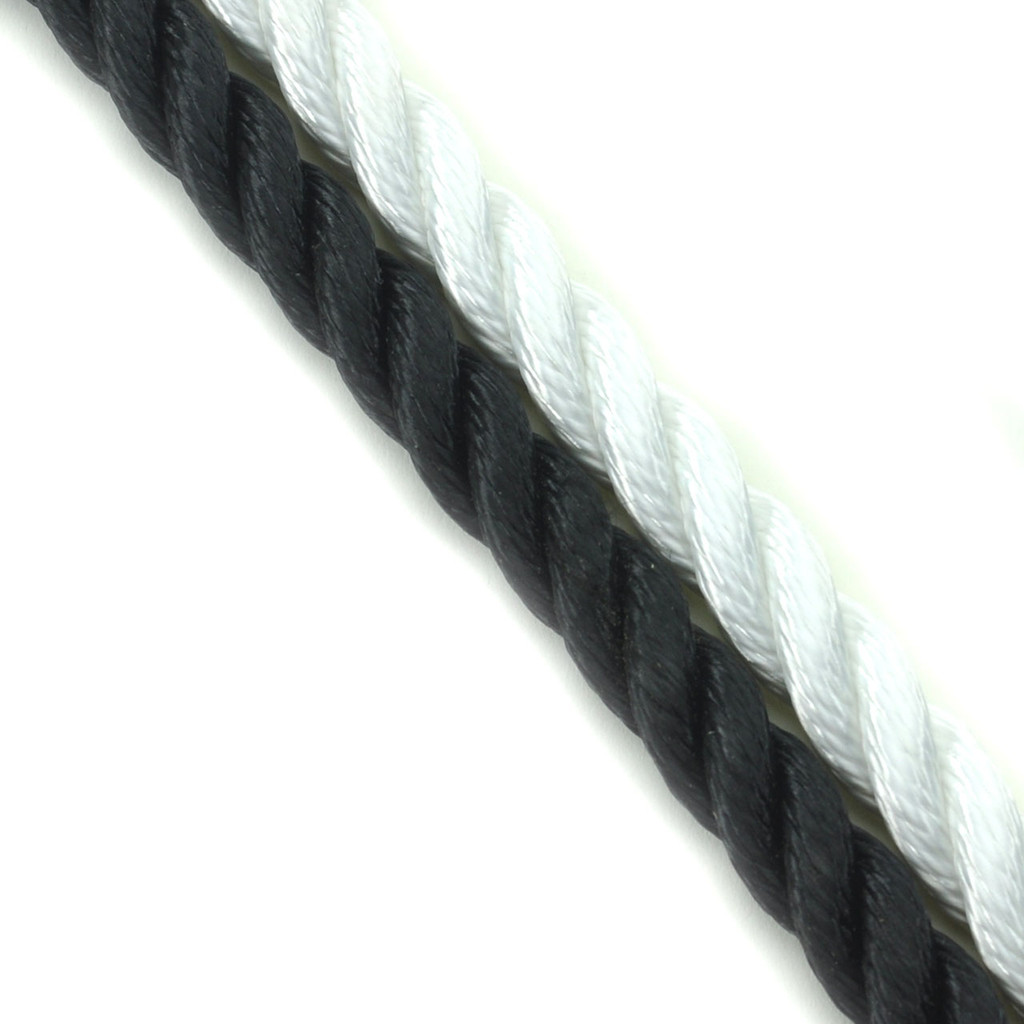 Filament Polyester Three Strand Rope