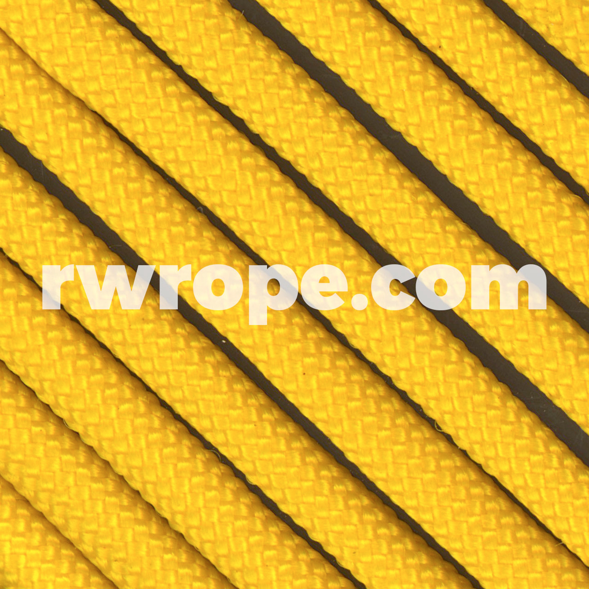 95 paracord type 1 yellow 5 r w rope