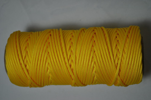 Handy Hundred Cord in Chrome Yellow