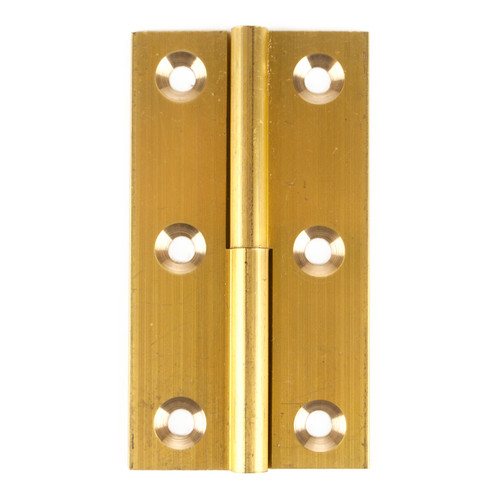 Davey & Co. brass liftoff hinges