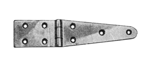 Single Tail Hinges