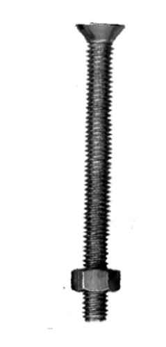 Silicon Bronze Machine Screws