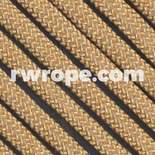 Paracord 550 in Brown Gold