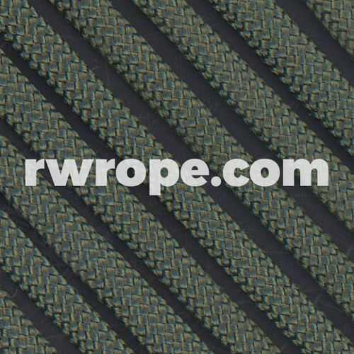 Paracord 550 in Camo Green 483
