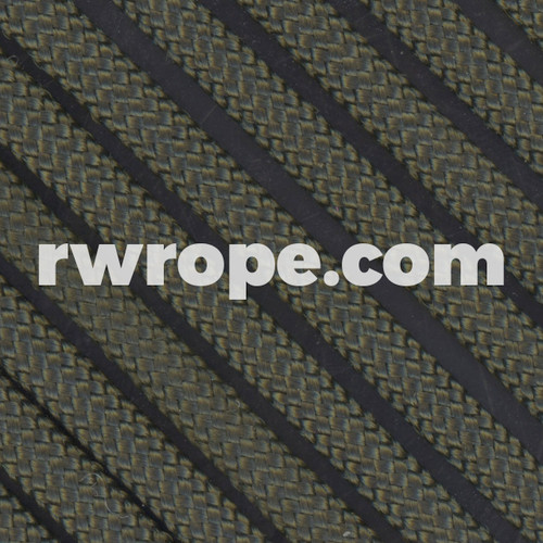 Paracord 425 in Olive Drab.
