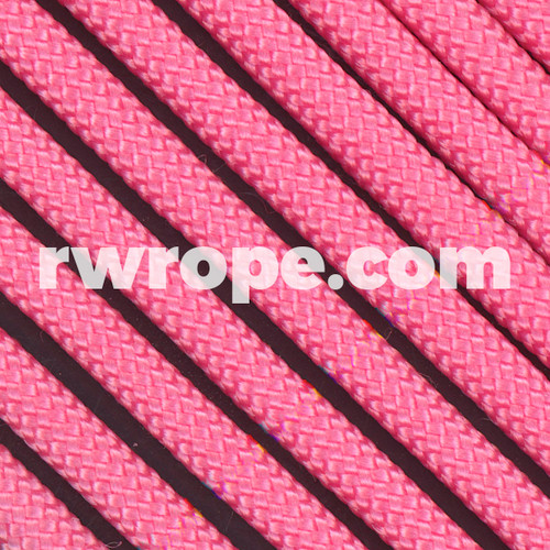 Paracord 425 in Rose Pink.