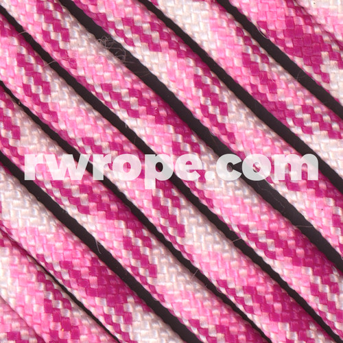 Paracord 425 in Breast Cancer Awareness.