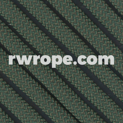 95 Paracord Type 1 in Dark Green.