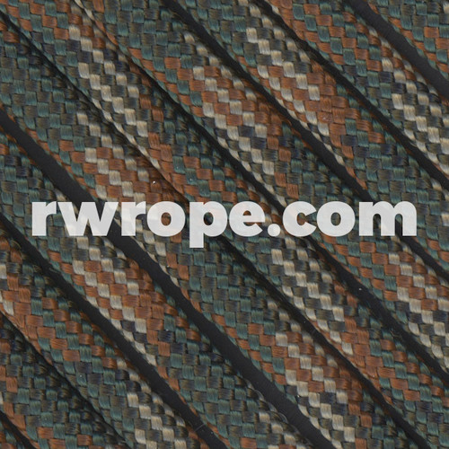 95 paracord type 1 woodland 55 r w rope