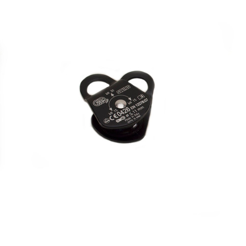 Kong Swing Pulley Aluminum - Anodized Black