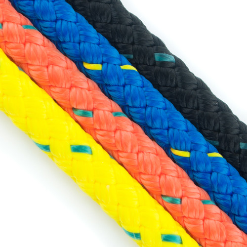Novalite Double Braid in four colors